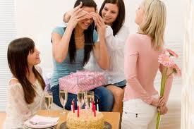 cumpleaños+mujeres+torta+