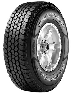 Anvelopa Goodyear Wrangler All Terrain Adventure