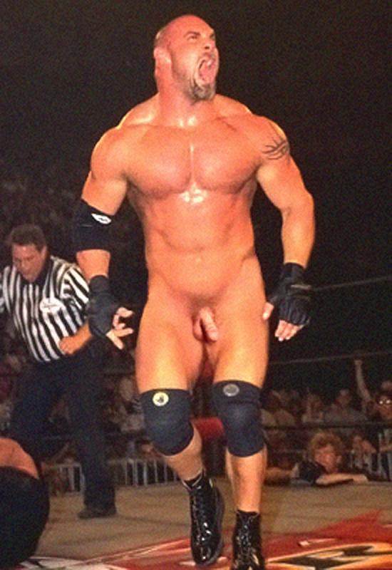 Nude Male Pro Wrestlers 23