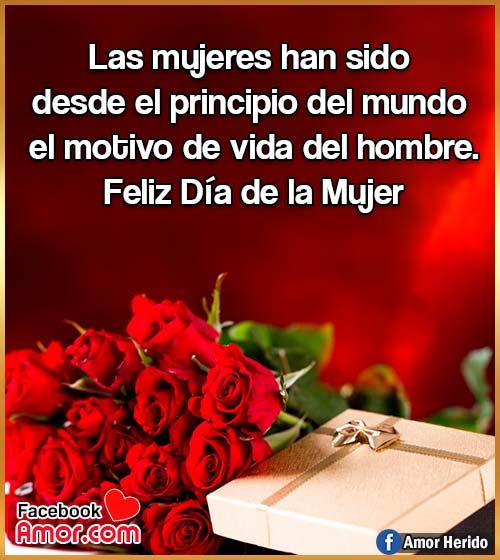 flores para día de la mujer