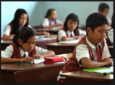 Alhamdulillah, Akhinya USBN SD 8 Mata Pelajaran, Belum Bisa Diterapkan Tahun Ini