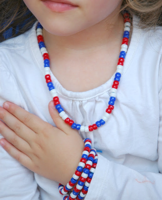 Fourth of July Fine Motor Craft