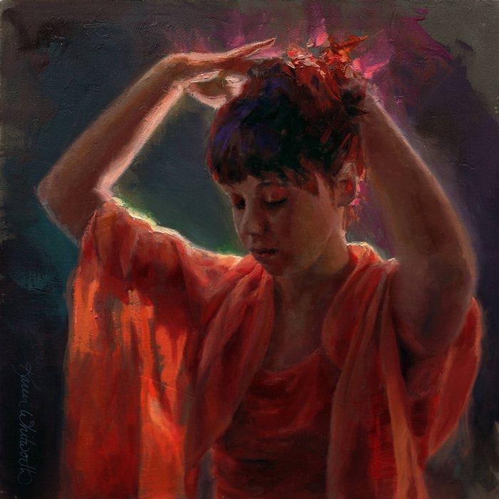 Ярко освещенные предметы. Karen Whitworth