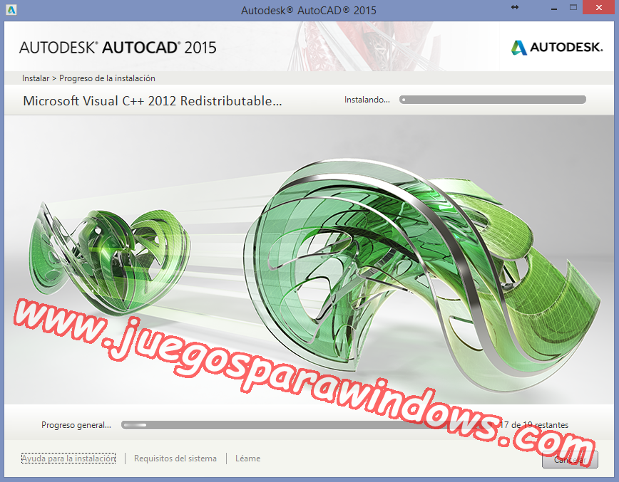 AutoCAD 2015 Full PC ESPAÑOL INGLES 32 y 64 Bits (XFORCE) 4
