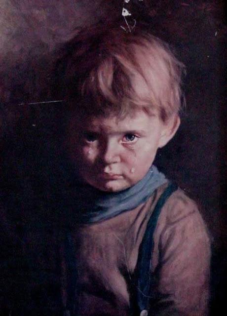 Lukisan Kutukan Aneh