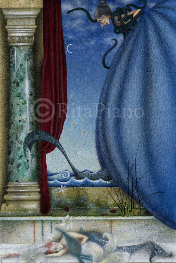 """Little Mermaid""-Rita Piano"