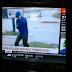 """Ο τυφώνας """"Φλόρενς"""" κατάφερε να κάνει έναν ρεπόρτερ viral (video)"""