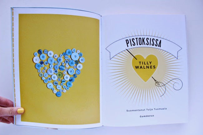 Love at First Stitch - Pistoksissa - Finnish edition