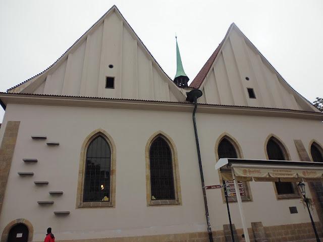 Capilla de Belén (Betlémská Kaple) (Praga)