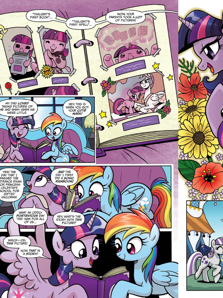 My Little Pony Comic #40 - Three Page iTunes Preview