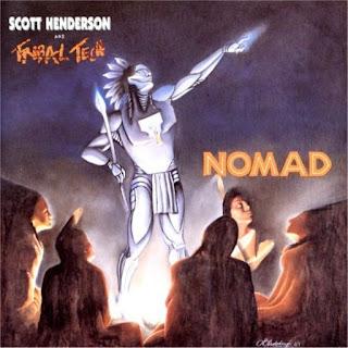 Tribal Tech - 1990 - Nomad
