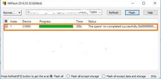 Install Ulang Redmi Note 2