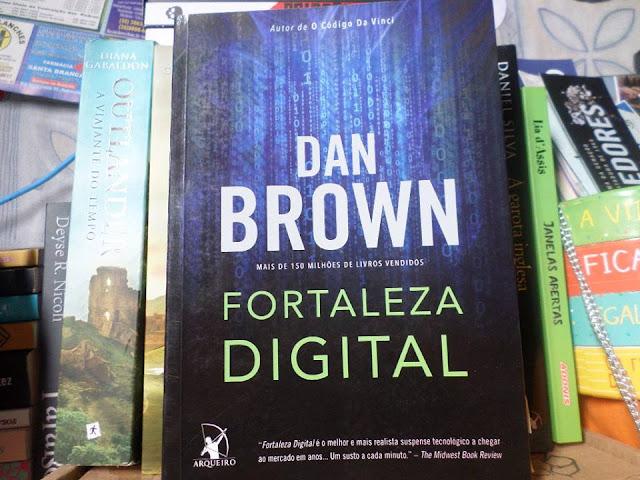 Resenha: Fortaleza Digital | Dan Brown O Gabriel Lucas - #OGL