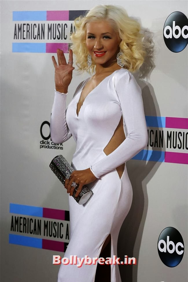 Christina Aguilera, American Music Awards 2013