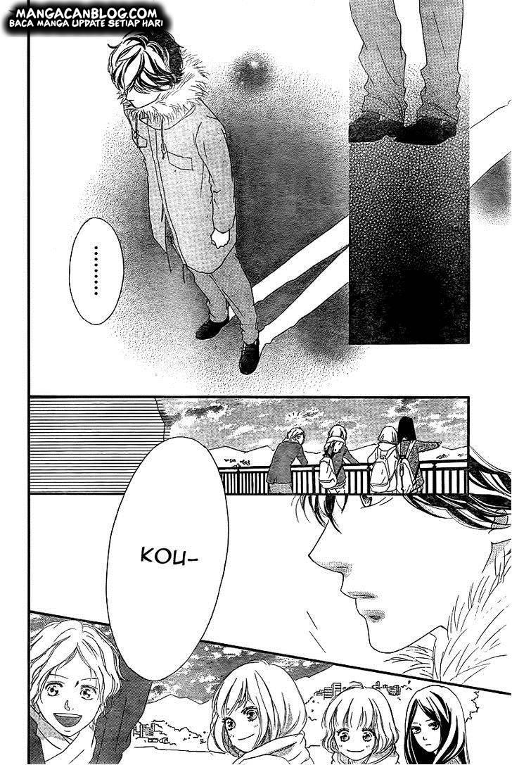 Ao Haru Ride Chapter 38-32