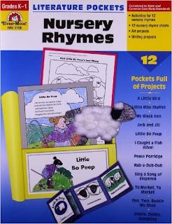 Literacy Pockets:  Nursery Rhymes, Grades K-1
