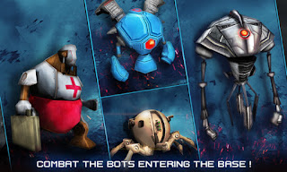 INTRUDERS: Robot Defense APK