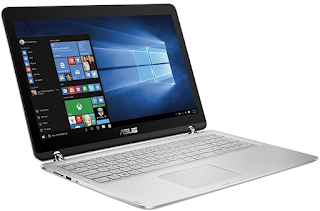 "Asus Q504UA 2-in-1 15.6"" Touch-Screen Laptop Drivers Download For Windows 10 (64bit)"