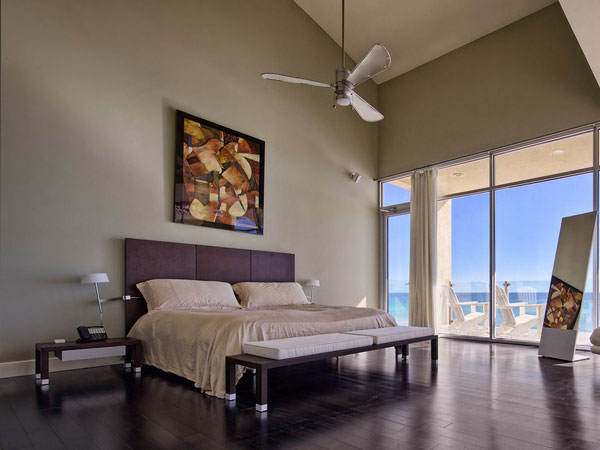 Belle Chambre Moderne : Belle chambre moderne décoration