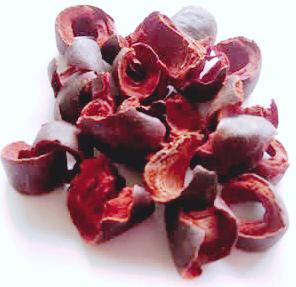 kulit manggis , Garcinia mangostana