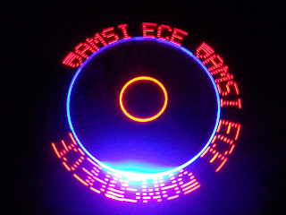 Led Propeller Display