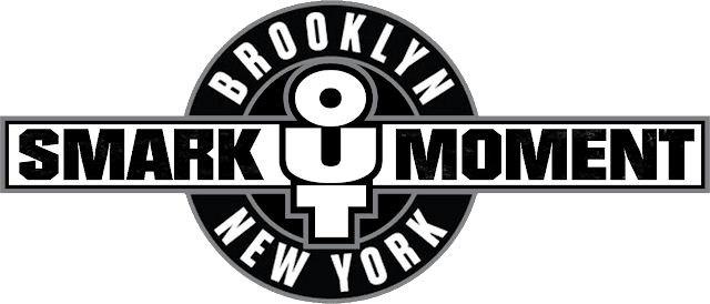 WWE NXT Back to Brooklyn Takeover Logo variation Smark Out Moment