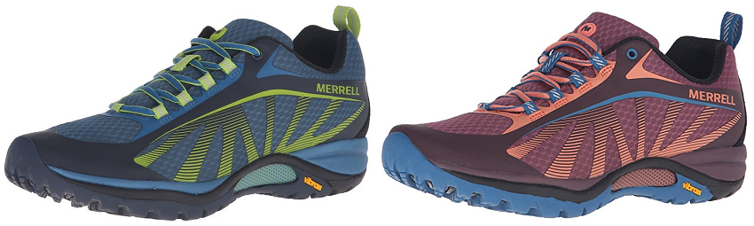 Merrell Siren Edge Hiking Shoes for only $54 (reg $90)