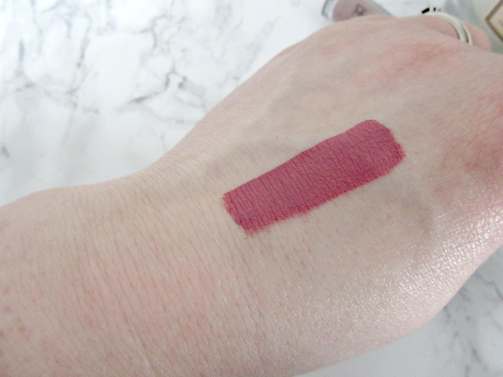 Primark Kiss Proof Lipstick Pillow Talk