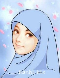 Wanita Lebih Cantik Pake Jilbab