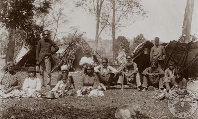 Aborigin dan Orang Papua Masih Satu DNA