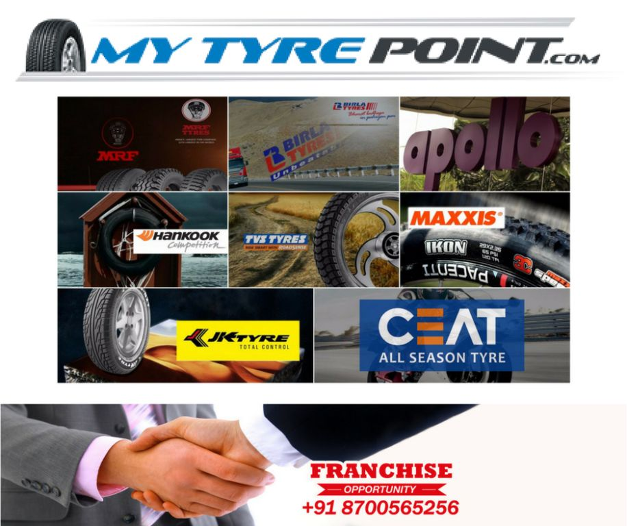 Car tyre dealership, a one-stop point to buy tyre online