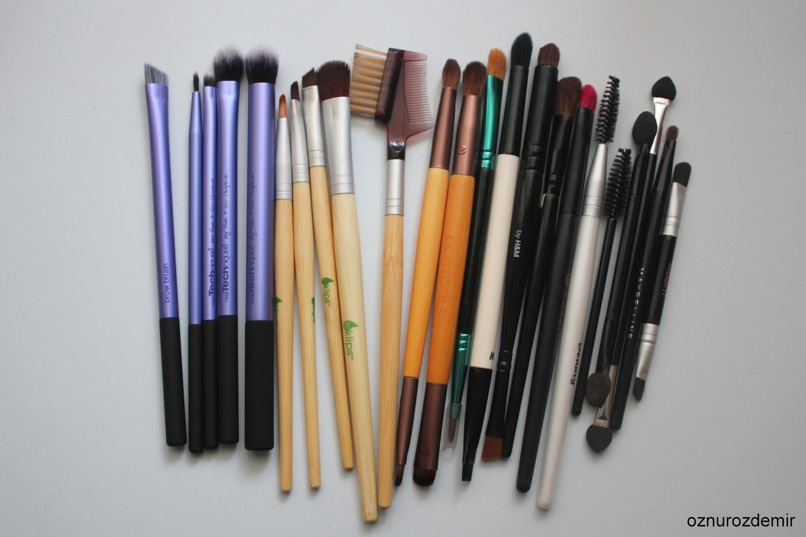 Makyaj Fırçası Çeşitleri