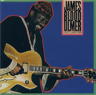 James Blood Ulmer, Free Lancing