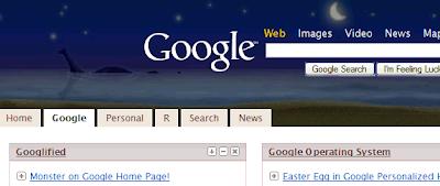 "[Curiosidade] ""Let it Snow"" Google! 04"