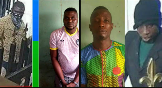 Offa Robbery: Police Finally Nab Two Notorious Leaders