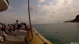 Barco cheio/RJ.