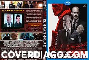 Marauders - El Gran Golpe - BLURAY