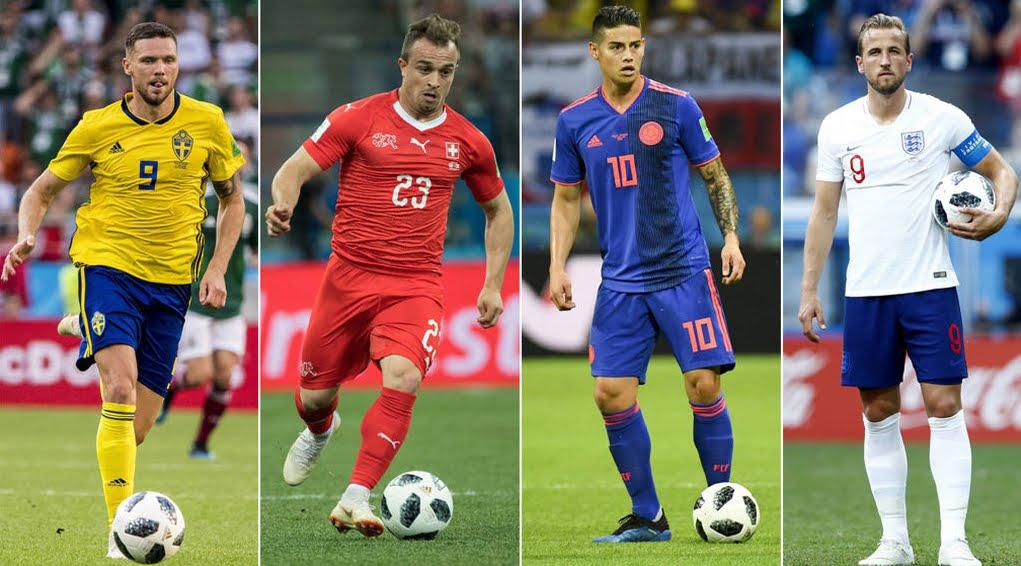 Mondiali Calcio 2018 Streaming: Colombia-Inghilterra e Svezia-Svizzera, Diretta TV su Canale 5 oggi 3° luglio
