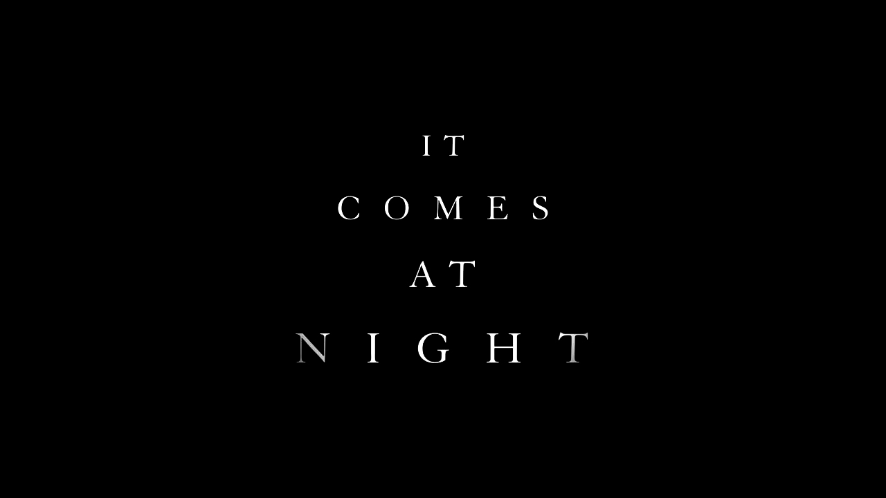It Comes at Night (Filmkritika)