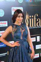 Shriya Saran in Beautiful Transparent Dark Gown IIFA Utsavam Awards 2017 015.JPG