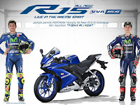 Yamaha Segera Buka Booking Online All New R15