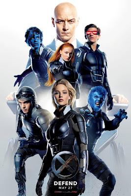 X-Men: Apocalypse (2016) 720p