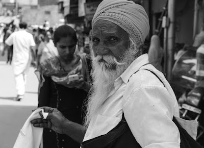 Street Photography by Ronak Sawant - Amritsar, India.
