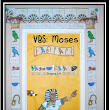 Moses VBS Misc. Decorations and Printables