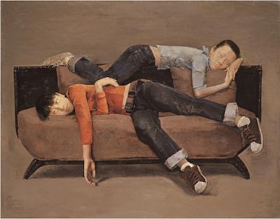 Girl & Girl (2004), Hongmin Sun