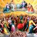 Creio na comunhão dos santos e na remissão dos pecados
