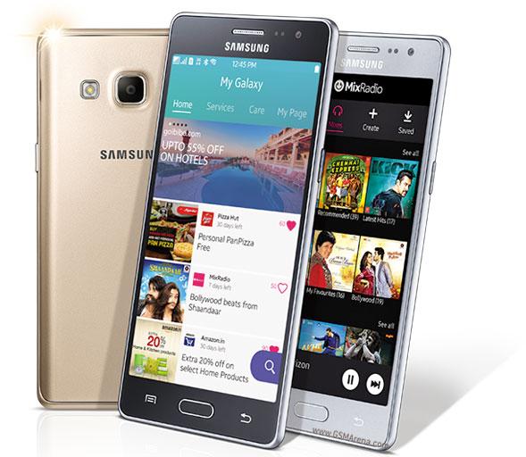 سعر ومواصفات Samsung Z3 العامل بنظام تشغيل Tizen بالصور والفيدو
