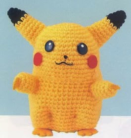Patron au crochet Pikachu | Sabrina's Crochet | 279x265