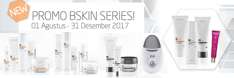 Promo BSKIN Series 2017