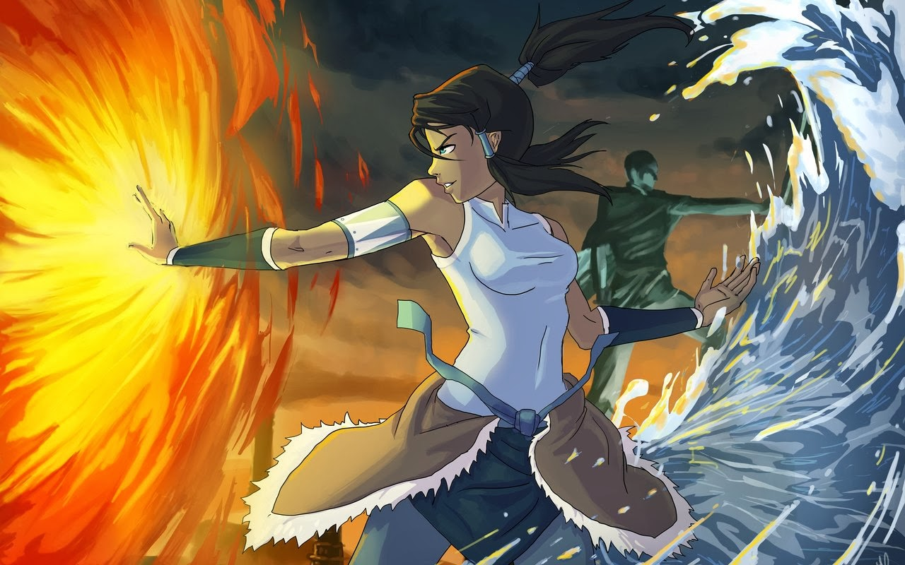Legend Of Korra Hd